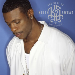 Keith Sweat альбом The Best of Keith Sweat: Make You Sweat