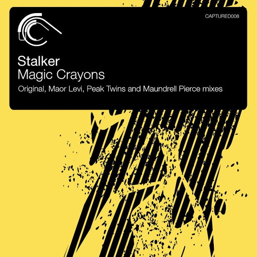stalker album Magic Crayons