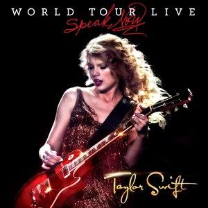 Taylor Swift альбом Speak Now World Tour Live