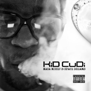 Kid Cudi альбом Nasa Music 2: Space Dreams