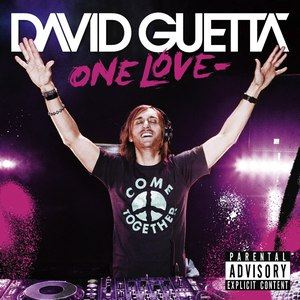 David Guetta альбом One love (Deluxe version)