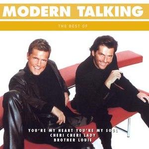 Modern Talking альбом The Best Of