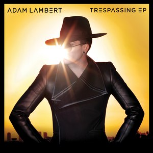 "Adam Lambert альбом ""Trespassing"" EP"