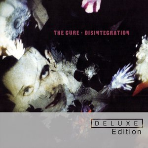 The Cure альбом Disintegration (Deluxe Edition)