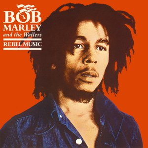 bob marley альбом Rebel Music