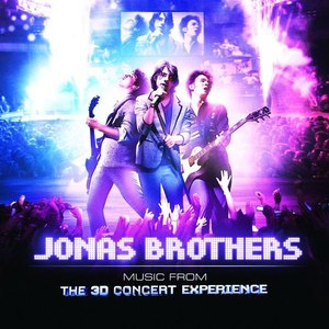 Jonas Brothers альбом Music from the 3D Concert Experience