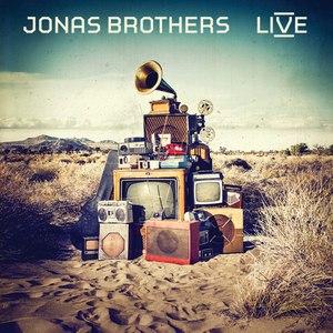 Jonas Brothers альбом LiVe