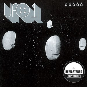 UFO альбом UFO 1 (Remastered)