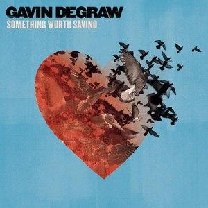 Gavin DeGraw альбом Something Worth Saving