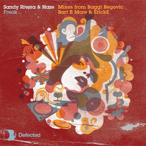 Sandy Rivera альбом Freak