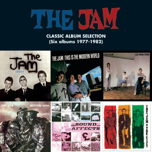 The Jam альбом Classic Album Selection