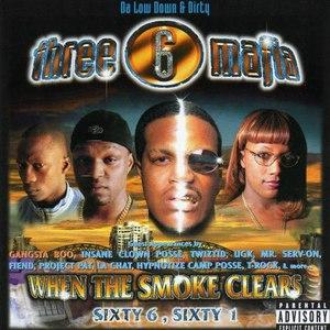 Three 6 Mafia альбом When the Smoke Clears: Sixty 6, Sixty 1