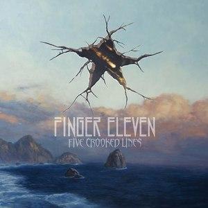 Finger Eleven альбом Five Crooked Lines