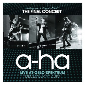 A-ha альбом Ending On A High Note - The Final Concert