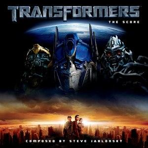 Steve Jablonsky альбом Transformers: The Score