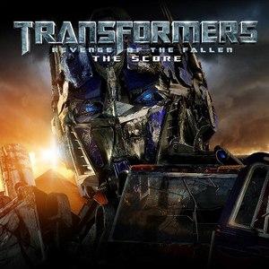 Steve Jablonsky альбом Transformers: Revenge of the Fallen: The Score