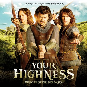 Steve Jablonsky альбом Your Highness