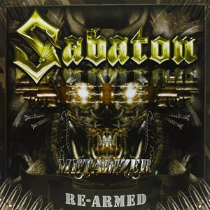 Sabaton альбом Metalizer (Ltd Edition) - 2CD