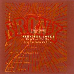 Jennifer Lopez альбом Jenny From the Block