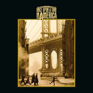 Ennio Morricone альбом Once Upon a Time in America