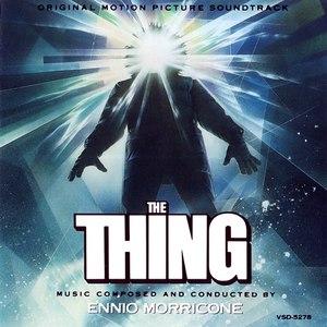 Ennio Morricone альбом The Thing