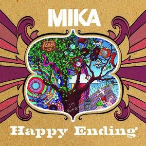 Mika альбом Happy Ending