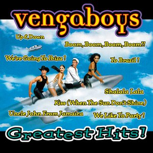Vengaboys альбом Greatest Hits! (Album)