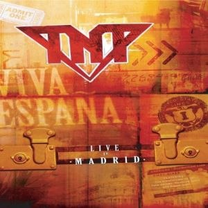 TNT альбом Live in MADRID