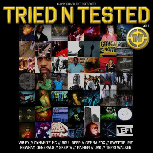 TNT альбом Tried N Tested