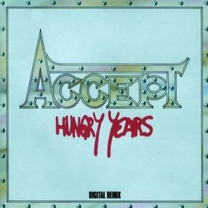 Accept альбом Hungry Years