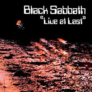 Black Sabbath альбом Live At Last