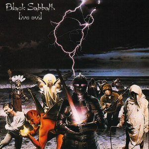 Black Sabbath альбом Live Evil
