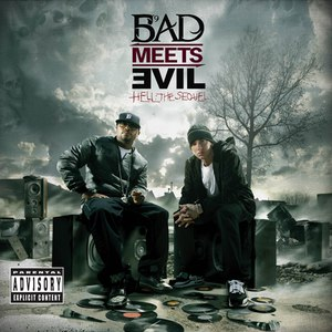 Bad Meets Evil альбом Hell: The Sequel (Deluxe Edition)