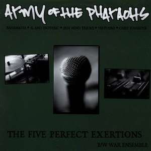 "Army of the Pharaohs альбом The Five Perfect Exertions (12"")"