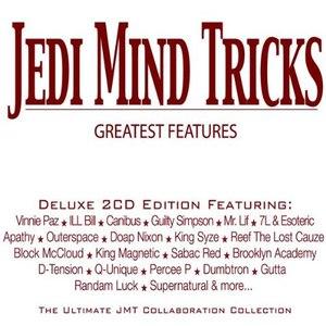 Jedi Mind Tricks альбом Greatest Features