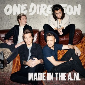 One Direction альбом Made in the A.M.