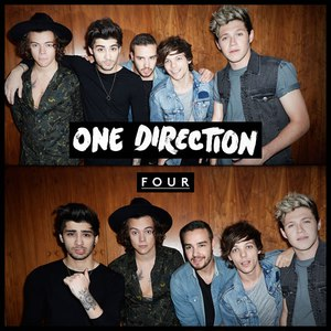One Direction альбом FOUR