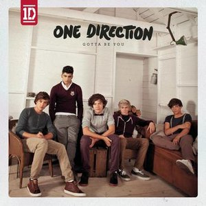 One Direction альбом Gotta Be You