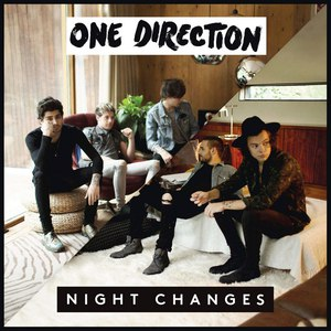 One Direction альбом Night Changes