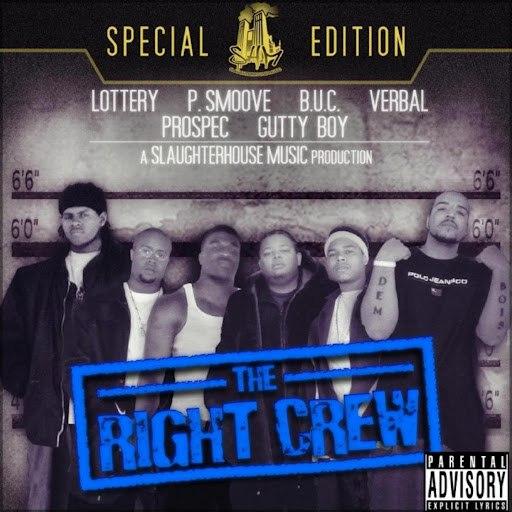 Slaughterhouse альбом The Right Crew