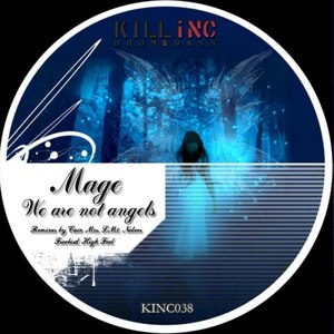Mage альбом We Are Not Angels