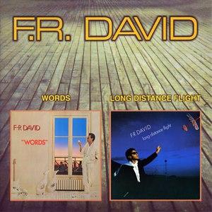 F.R. David альбом Words / Long Distance Flight