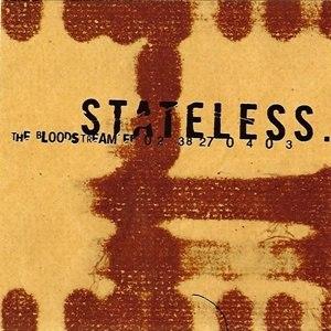 Stateless альбом The Bloodstream EP
