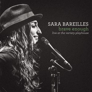 Sara Bareilles альбом Brave Enough: Live at the Variety Playhouse