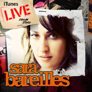 Sara Bareilles альбом iTunes Live from Soho
