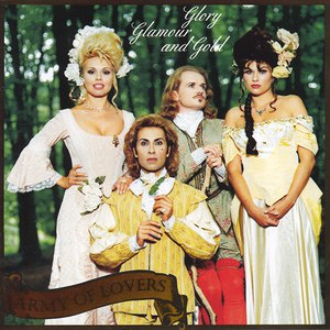 Army Of Lovers альбом Glory, Glamour and Gold