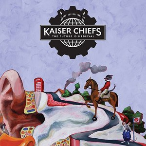 Kaiser Chiefs альбом The Future Is Medieval