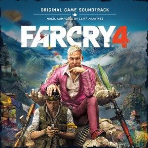 Cliff Martinez альбом Far Cry 4 (Original Game Soundtrack)