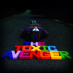 The Toxic Avenger альбом Superheroes EP
