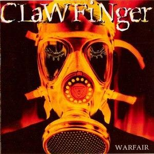 Clawfinger альбом Warfair